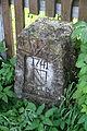 Ehemaliger Gasthof Hirschen (Liptingen) Grenzstein.jpg