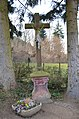 Ehlhalten, Friedhofskreuz.JPG