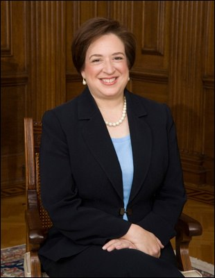 Elena Kagan SCOTUS portrait