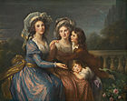 Elisabeth-Louise Vigée Le Brun - The Marquise de Pezay, and the Marquise de Rougé with Her Sons Alexis and Adrien - Google Art Project.jpg