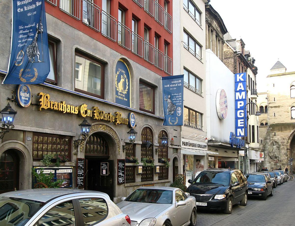Kommerz Hotel Koln Adresse