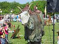English Festival, St. George's Day, RIverside, Medway dragon.jpg