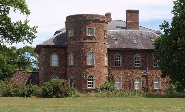 Enmore Castle