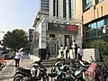 Entrance No.2 of Sanshan Street Station.jpg