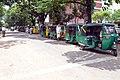 Entrance road at University of Chittagong (01).JPG