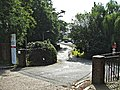 Entrance to Middlesex University, Cat Hill Campus - geograph.org.uk - 50404.jpg