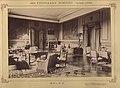 Erdély, Temesújfalu. Gróf Zelinski Róbert kastélyának szalonja. A felvétel 1895-1899 között készült. - Fortepan 83444.jpg