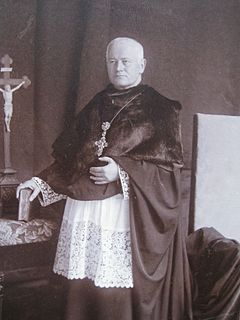 Prelate High-ranking member of the clergy