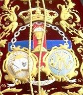 Escudo de la Hdad. del Polígono.JPG