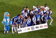 Официальный сайт футбольного клуба эспаньола