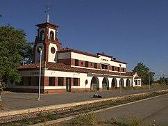 Estación de Caminreal-Fuentes Claras (1933)