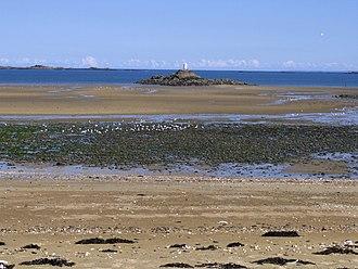 Binic-Étables-sur-Mer - Plage du moulin