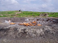Eternal Fire of Baba Gurgur, Kirkuk, Iraq - P3110004.jpg