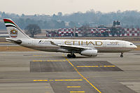 A6-EYT - A332 - Etihad Airways