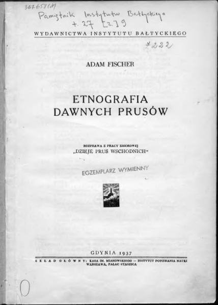 File:Etnografia dawnych Prusów.djvu