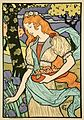 Eugene Grasset, poster for Grafton Galleries, 1893.jpg