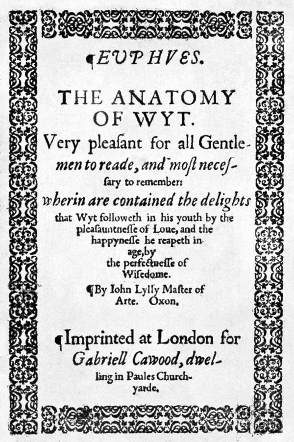 english elizabethan novels Free essay: alexander lucero ap english 12 yu 51712 homosexuality portrayed in literature: threat to yourself and those around you the victorian era and.