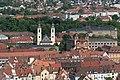 Evang.-Luth. Pfarrkirche St. Stephan, Kath. Pfarrkirche St. Peter Würzburg 20180521 001.jpg