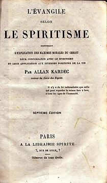 O Evangelho Segundo o Espiritismo - Allan Kardec
