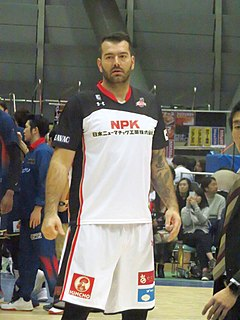 Josh Harrellson American basketball player