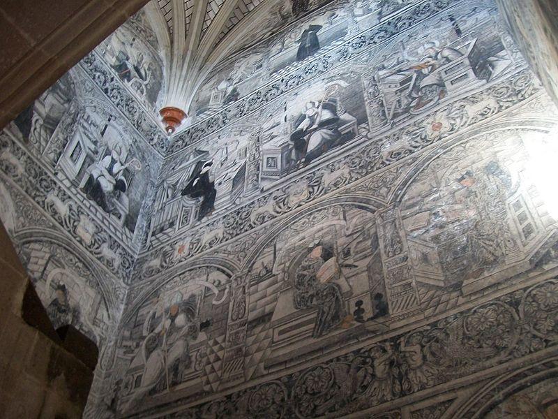 Archivo:Ex-convento de San Nicolás Tolentino, Actopan 8.JPG