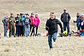 """Expedition Yellowstone group playing """"Run and Scream,"""" a Blackeet game (4) (47764641021).jpg"""