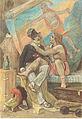 Félicien Rops - L'homme à la femme sauvage.jpg