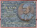 Für Lajos plaque (Budapest-07 Damjanich u 42).jpg