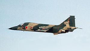 3rd Tactical Fighter Squadron (JASDF) - Mitsubishi F-1 (1984)