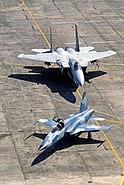 F-5andF-15