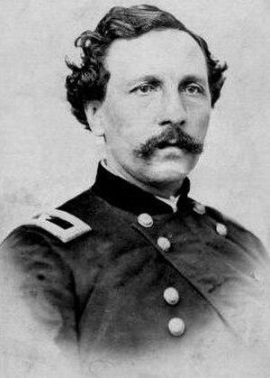 Frederick C. Salomon - Brig. Gen. Frederick Charles Salomon