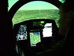 FIDAE 2014 - Simulador Gripen - DSCN0598 (13497176574).jpg