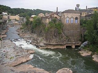 Saut-du-Tarn Steel Works