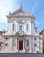 Facciata portale e grisaglie Santa Maria della Carità Brescia.jpg