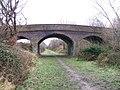 Fairfield Road, footbridge - geograph.org.uk - 641207.jpg