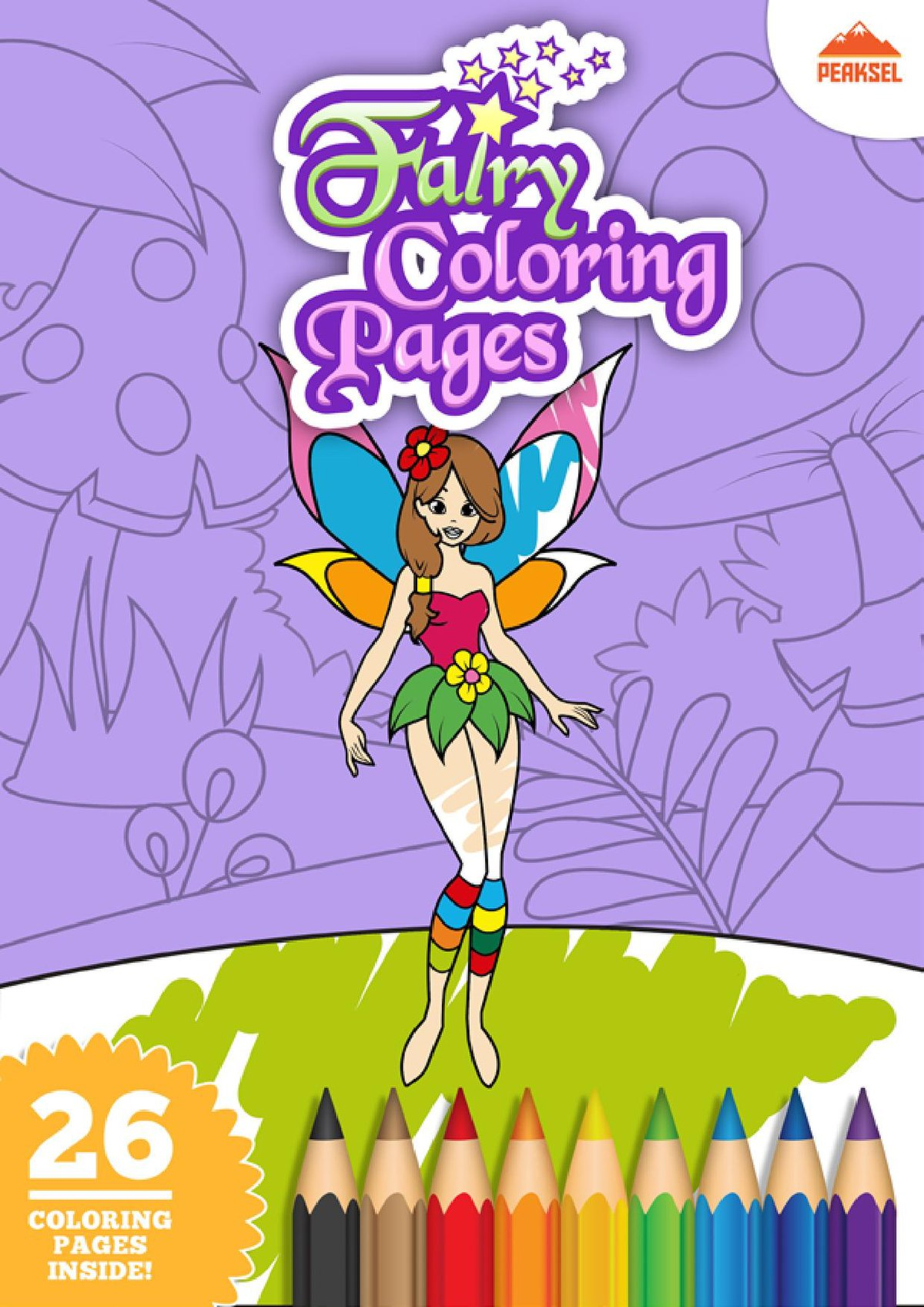 - File:Fairy Coloring Pages – Printable Coloring Book For Kids.pdf