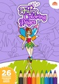 Fairy Coloring Pages – Printable Coloring Book For Kids.pdf