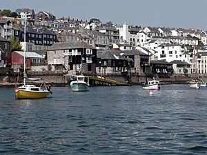 Falmouth, Cornwall - Image: Falmouth Cornwall