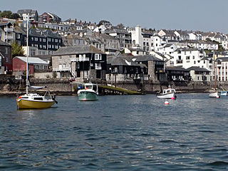 Falmouth, Cornwall Human settlement in England