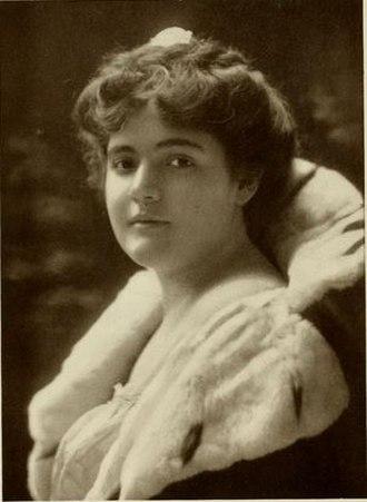 Fannie Hurst - Fannie Hurst, 1914