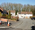 Far end of Horrocks Close, Malpas, Newport - geograph.org.uk - 1742863.jpg
