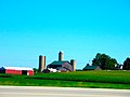 Farm with Three Silos - panoramio (15).jpg