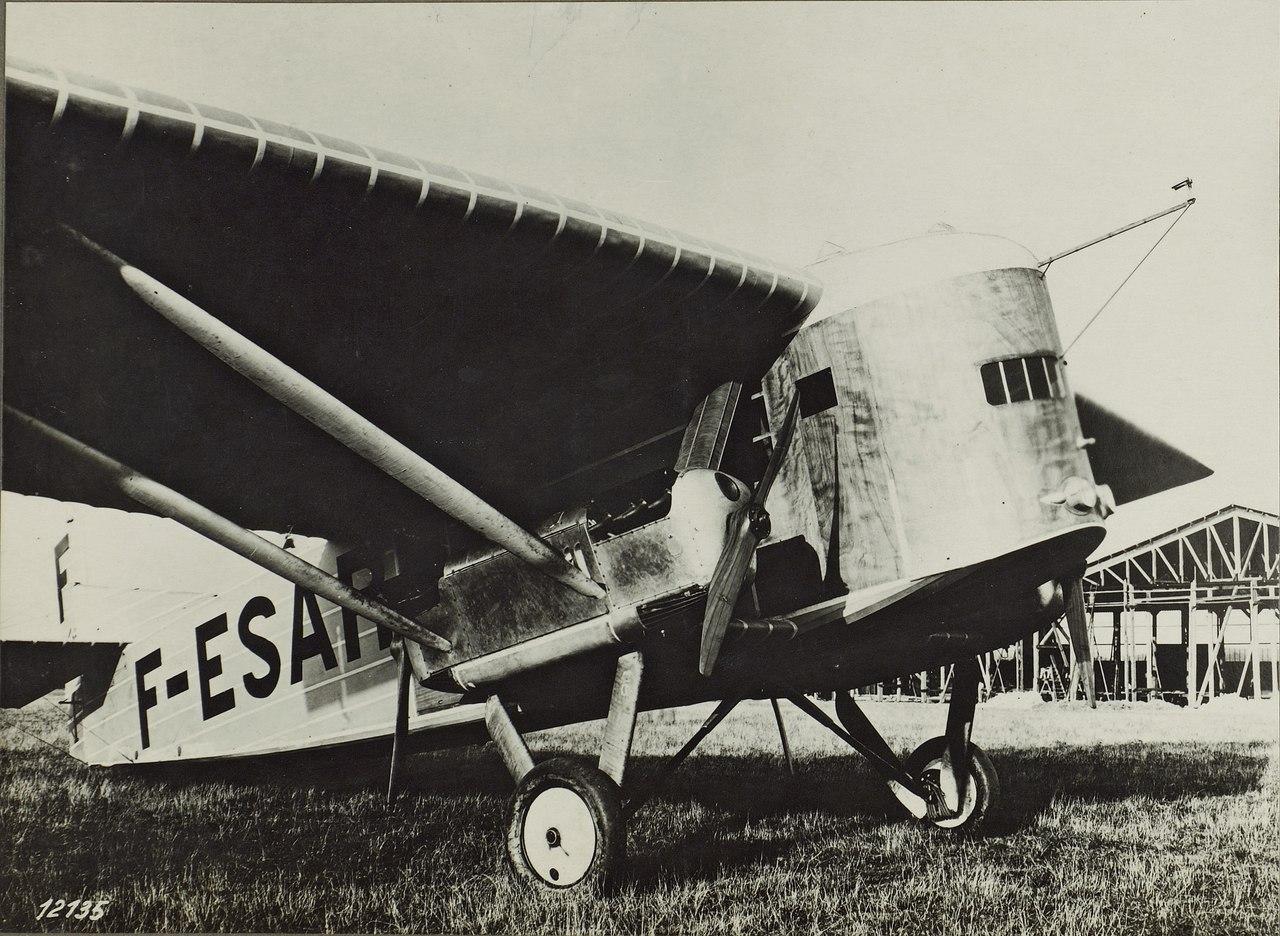 Farman F.3X Jabiru prototype F-ESAR - Ans 05338-02-115-AL-FL.tif