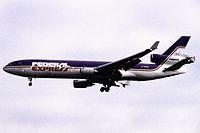 N605FE - MD11 - FedEx