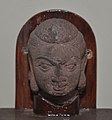 Female Head - Kushan Period - ACCN 39-2832 - Government Museum - Mathura 2013-02-23 5582.JPG