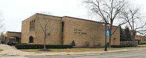 Fenton, Michigan - Image: Fenton Michigan City Hall