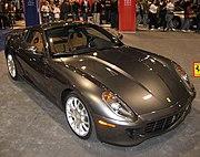 The new Ferrari 599 GTB Fiorano