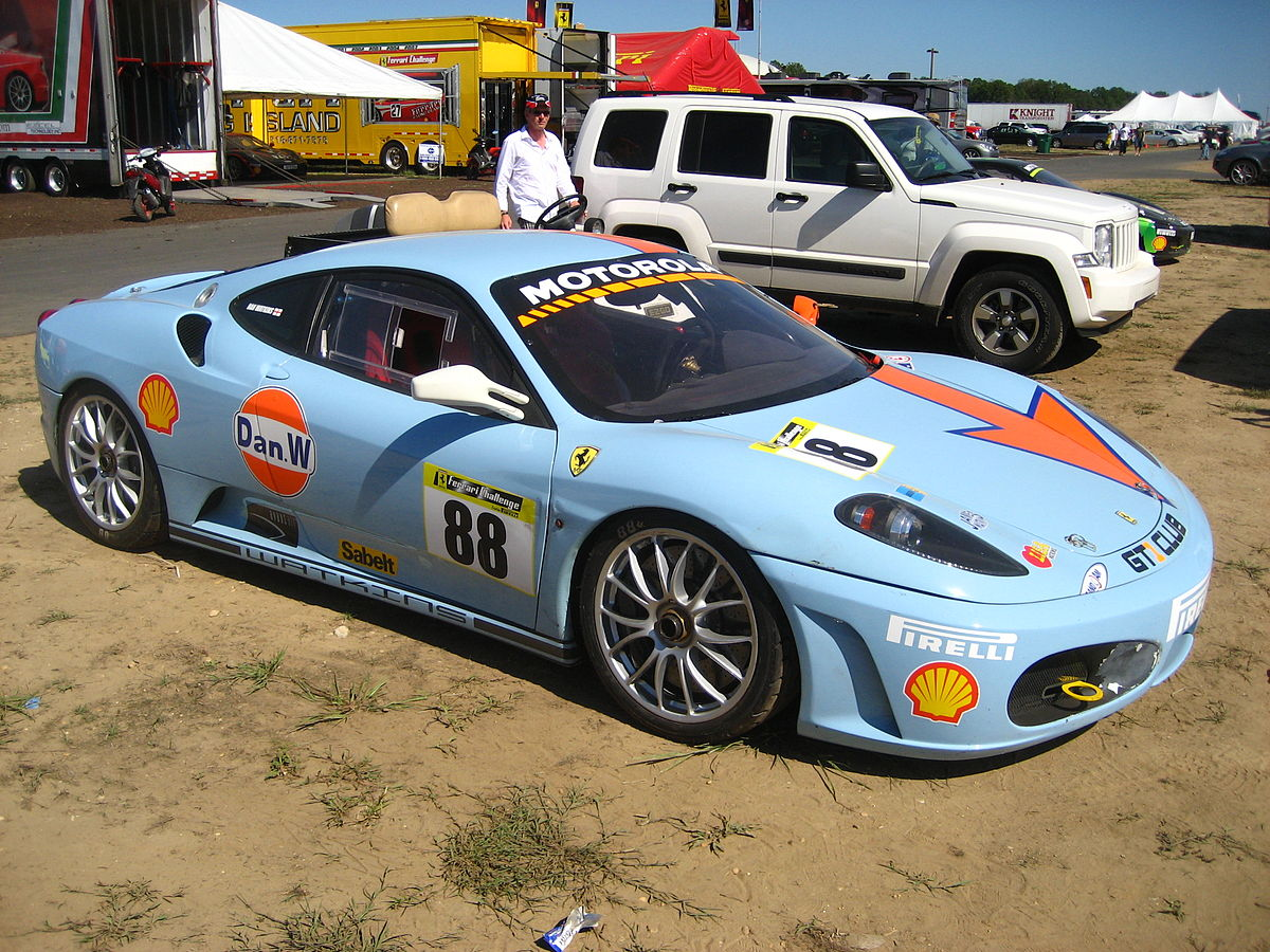 Ferrari F430 Challenge Wikipedia