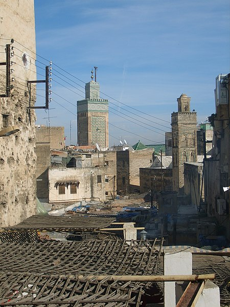 File:Fes, Old Medina.jpg