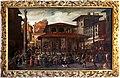 Filippo napoletano (attr.), piazza del mercato vecchio a firenze, 1600-30 ca. 01.jpg